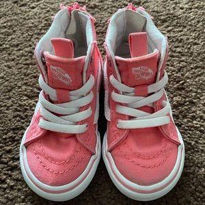 Vans girl sneakers